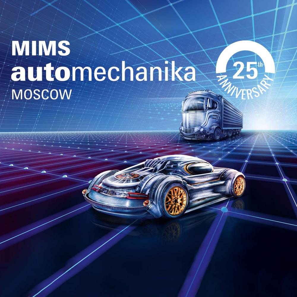 MIMS Automechanika Moscow 2021