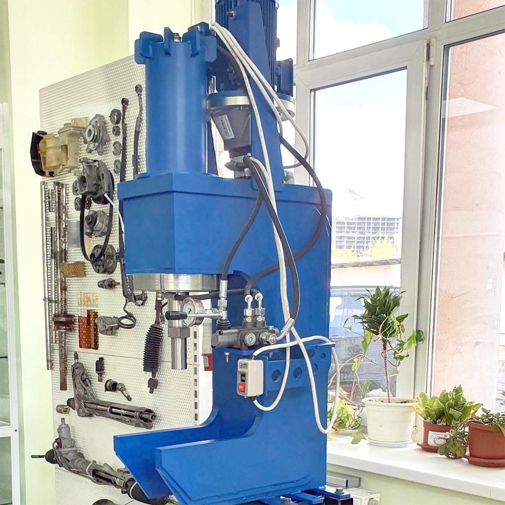 Производство оборудования для диагностики и производства.